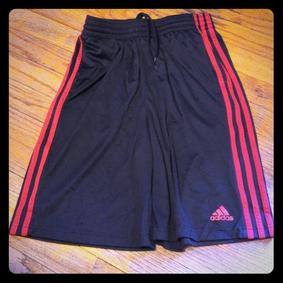 Youth Adidas climalite performance shorts c1a4aac519
